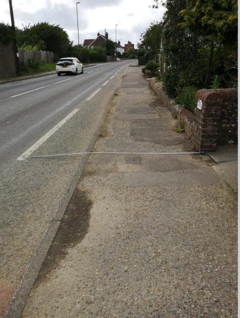 Fishbourne Pavement